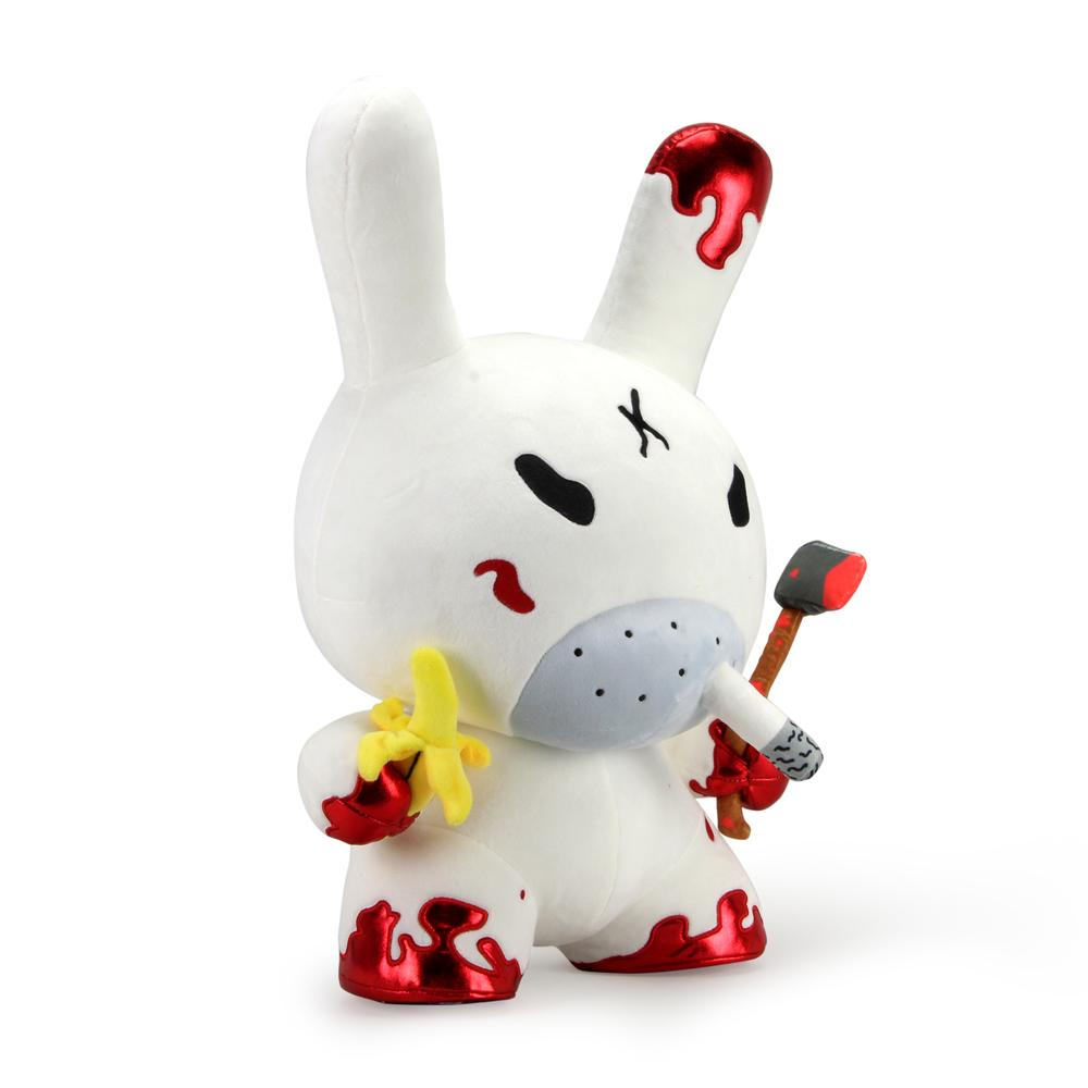 "*Special Order* - 20"" Plush Red Rum Dunny by Frank Kozik x Kidrobot"