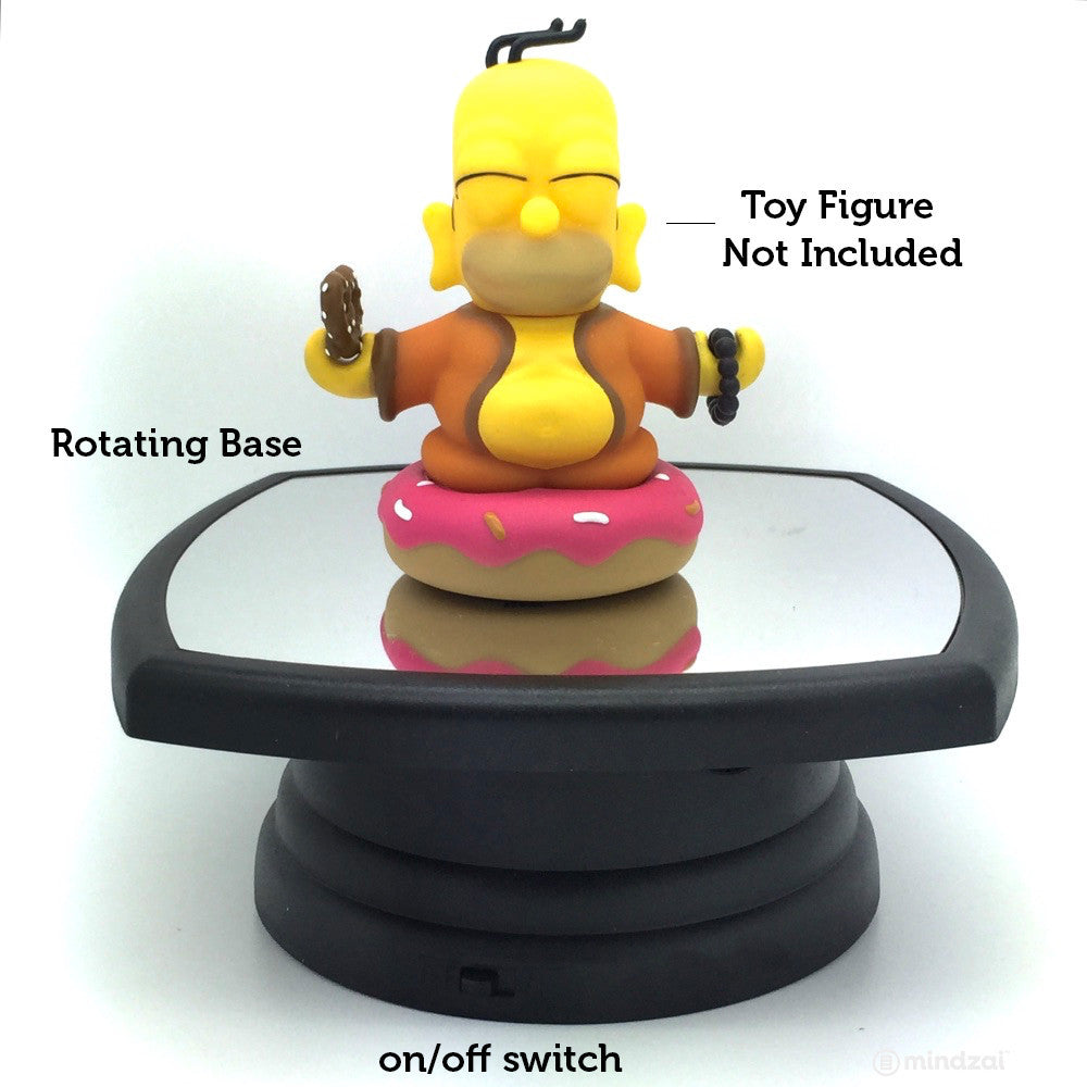 Rotating Toy Display Stand