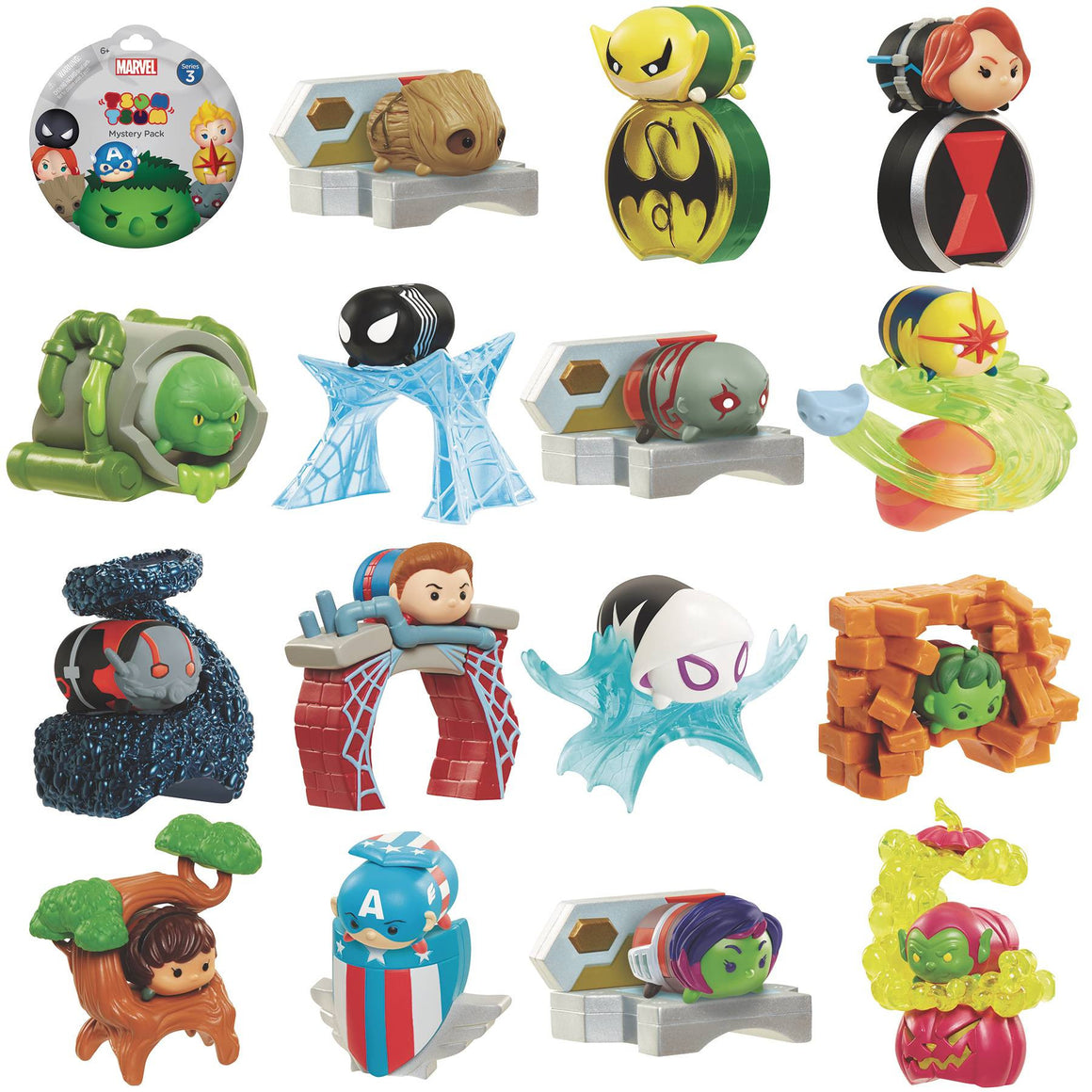 Marvel Tsum Tsum Wave 3 Toy Figure Blind Bag