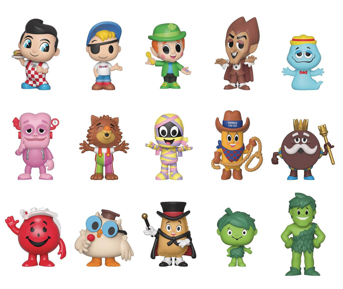 Ad Icons Mystery Minis by Funko