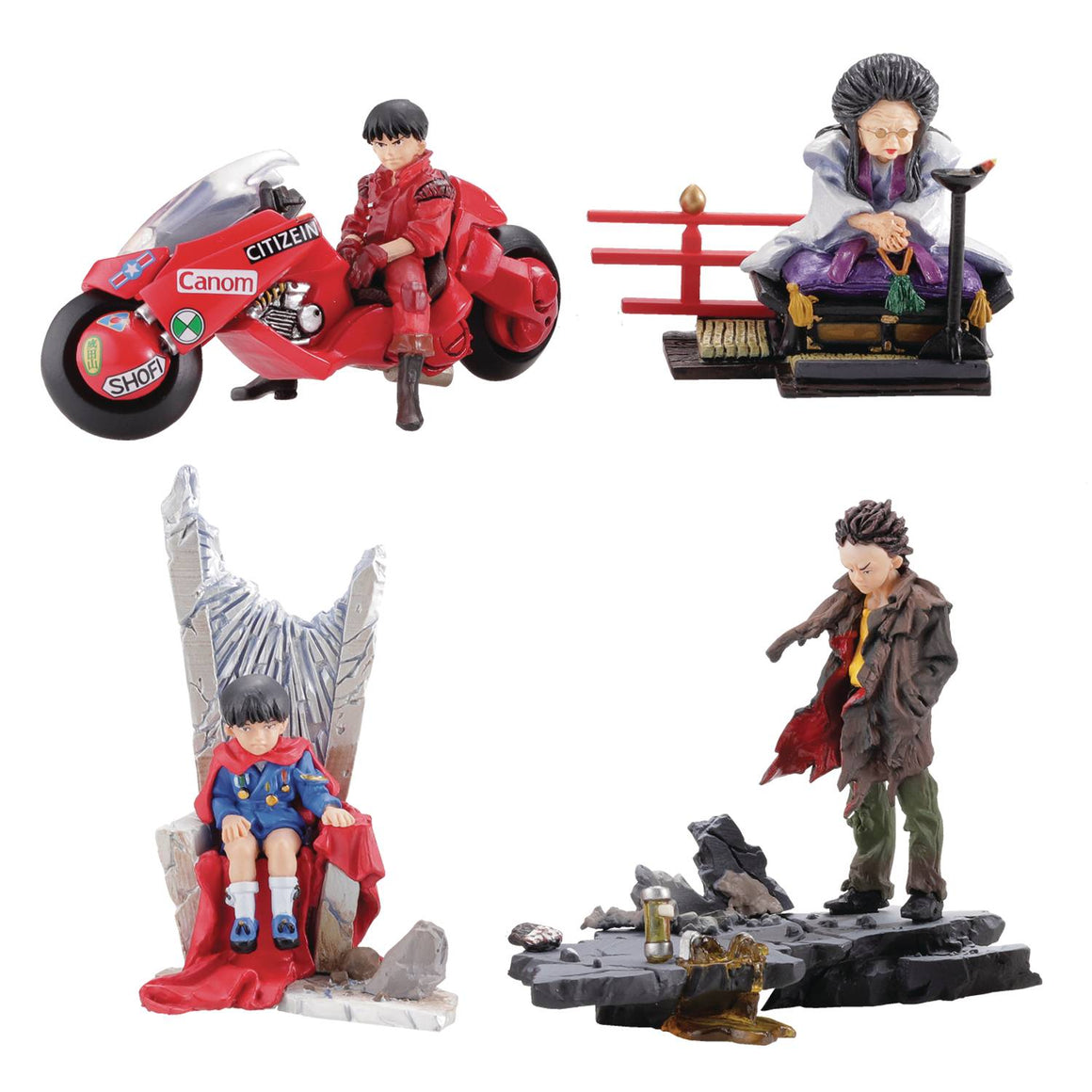 Akira MiniQ Blind Box Part 3 by Union Creative