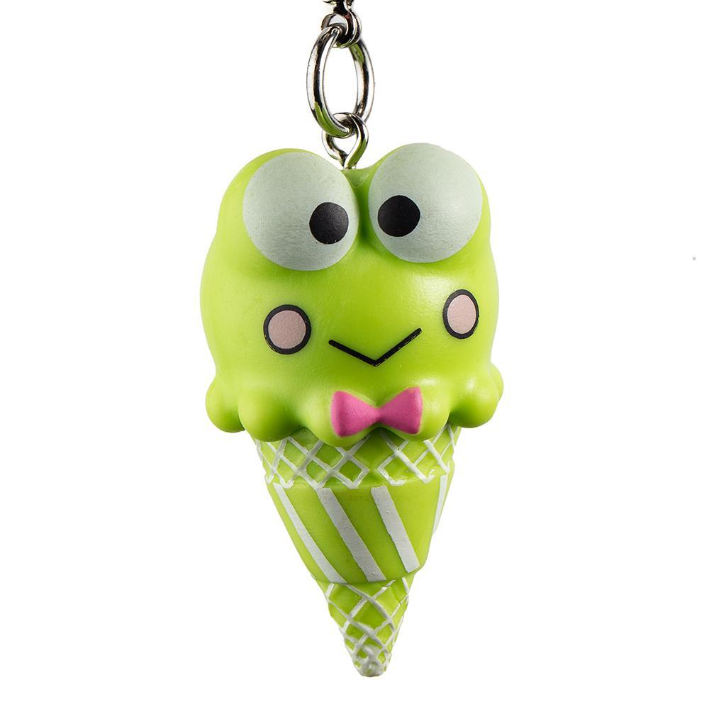 Hello Sanrio Ice Cream Cone Blind Box Keychain Series by Kidrobot