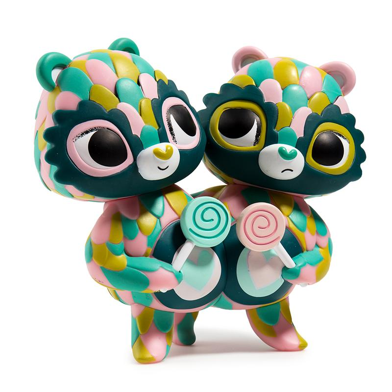 Care Bears Share Bear by Horrible Adorables x Kidrobot - Special Order