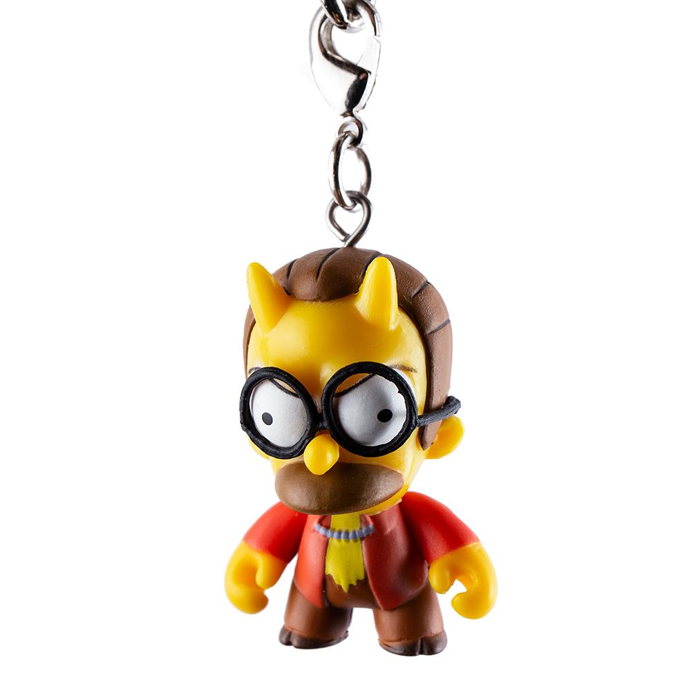 The Simpsons Craptacular Blind Box Keychains by Kidrobot