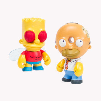 The Simpsons Treehouse of Horrors - Single Blind Box - Mindzai  - 1