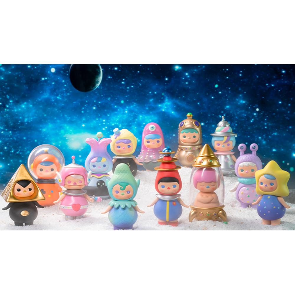 Space Babies Blind Box Toy by Pucky x POP MART