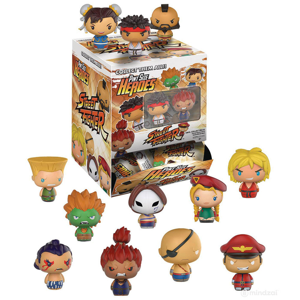 Street Fighter Pint Sized Heroes Blind Bag