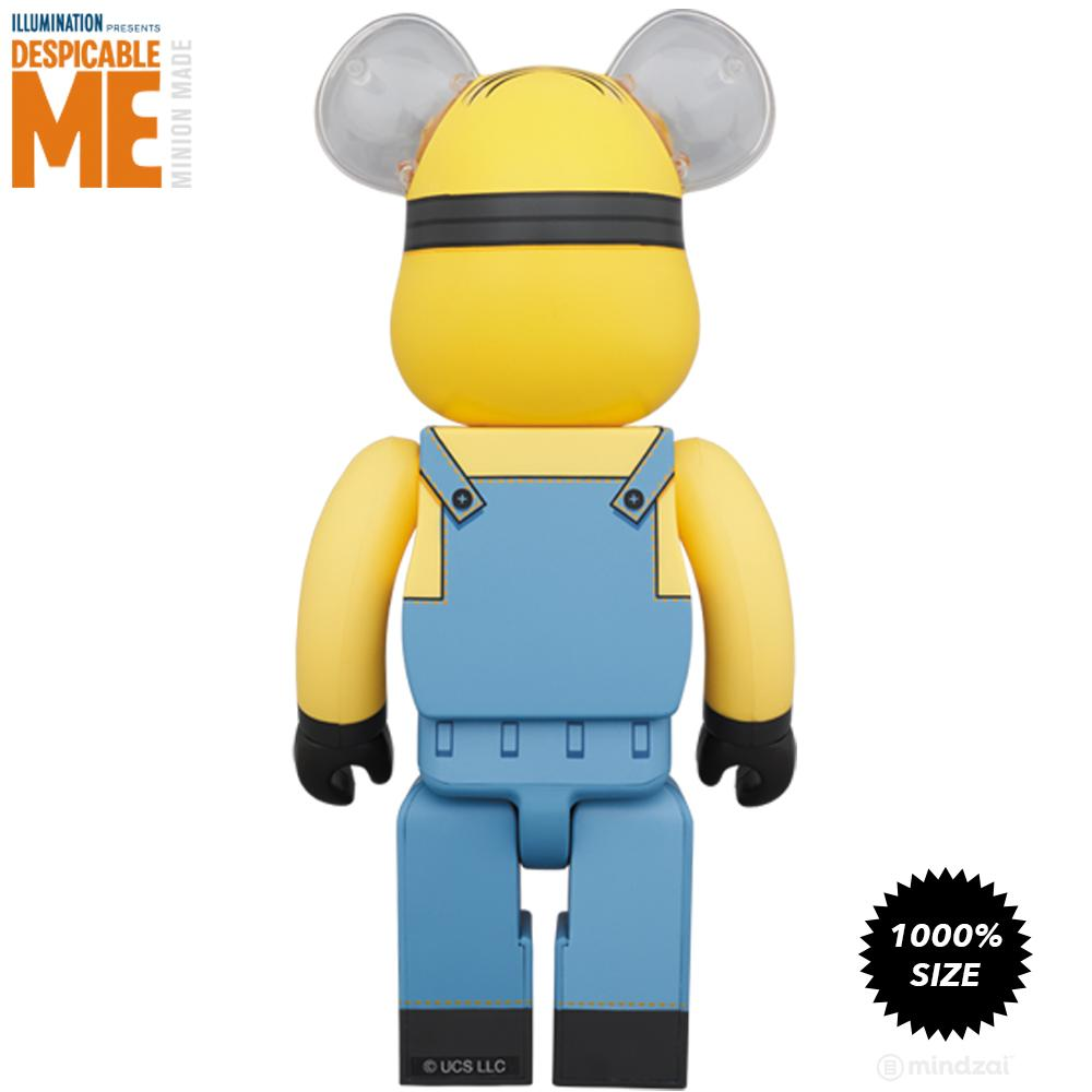 *Pre-order* Stuart Minion Despicable Me 3 1000% Bearbrick by Medicom Toy