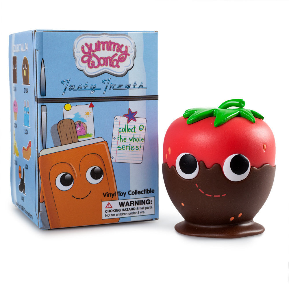 Yummy World Tasty Treats Blind Box Series by Kidrobot