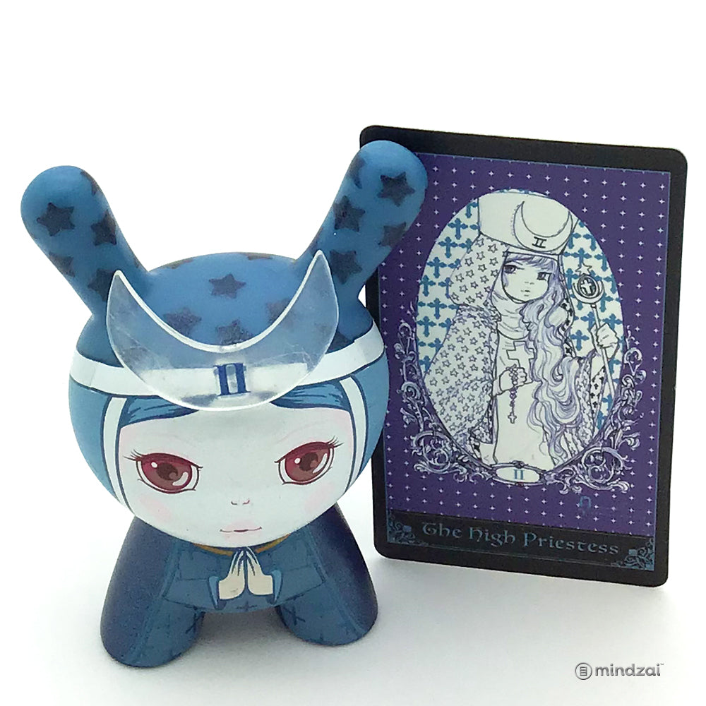 Arcane Divination Dunny Blind Box Series - The High Priestess Dunny