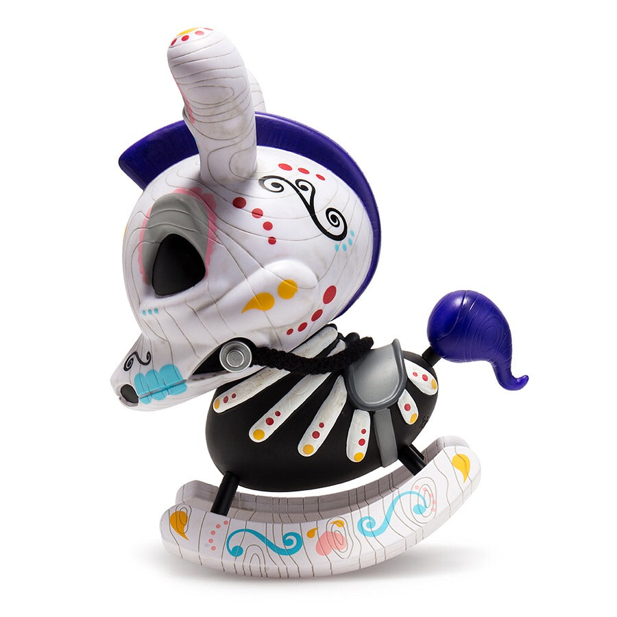 "The Death of Innocence 8"" Rocking Horse Dunny by Igor Ventura x Kidrobot"