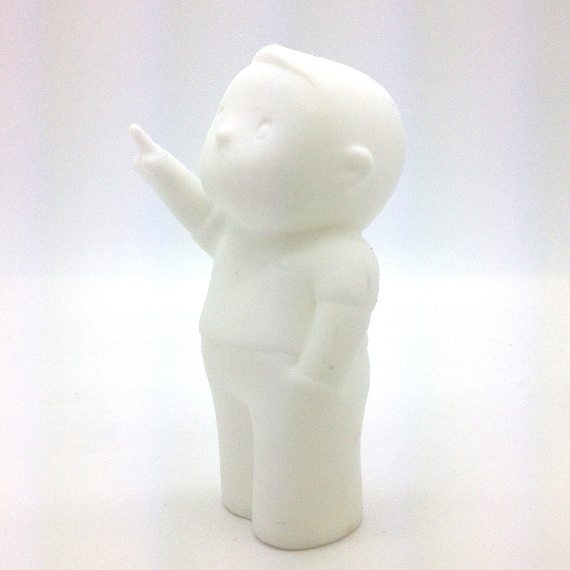 Tian Tian Blank Boy Canvas DIY Vinyl Toy - Mindzai  - 1