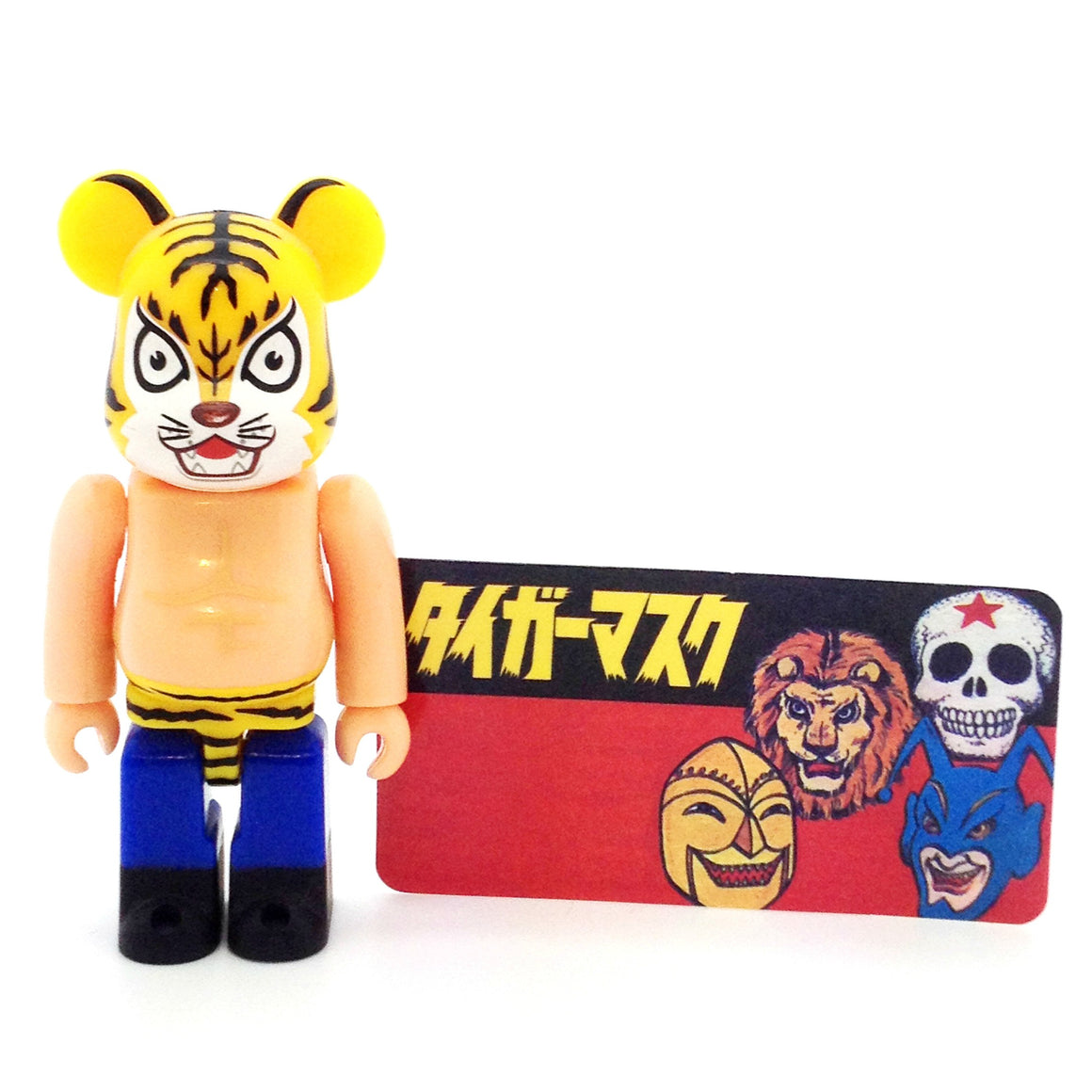Bearbrick Series 27 - Tiger (Hero) - Mindzai  - 1