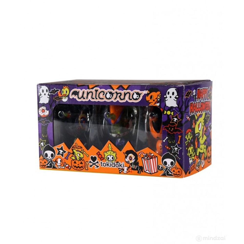 Unicorno Halloween 3-Pack by Tokidoki