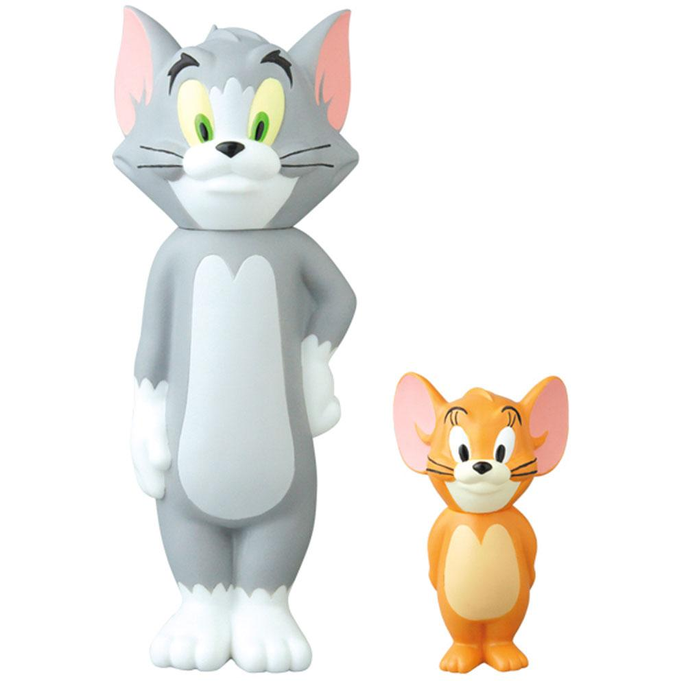 Tom and Jerry VCD Vinyl Collectible Doll by Medicom Toy - Pre-order