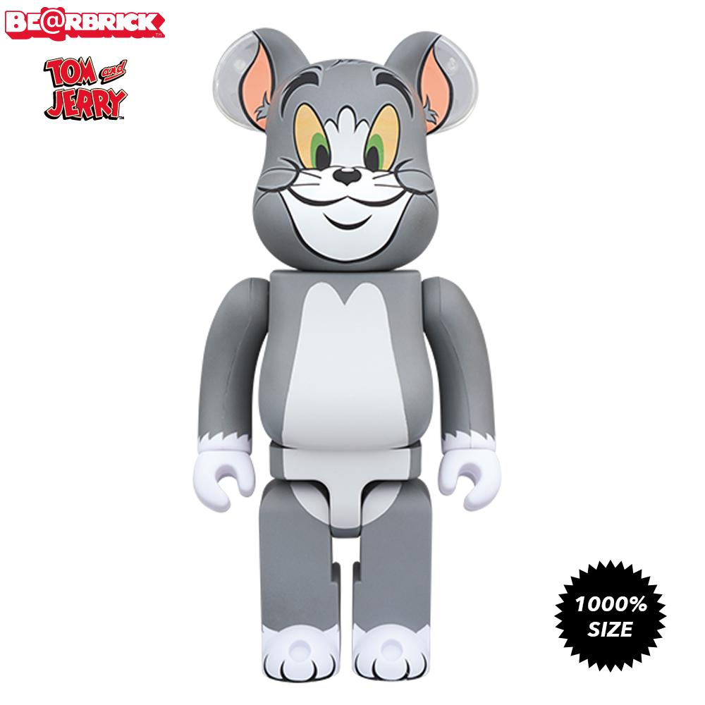 *Pre-order* Tom and Jerry 1000% Bearbrick by Medicom Toy
