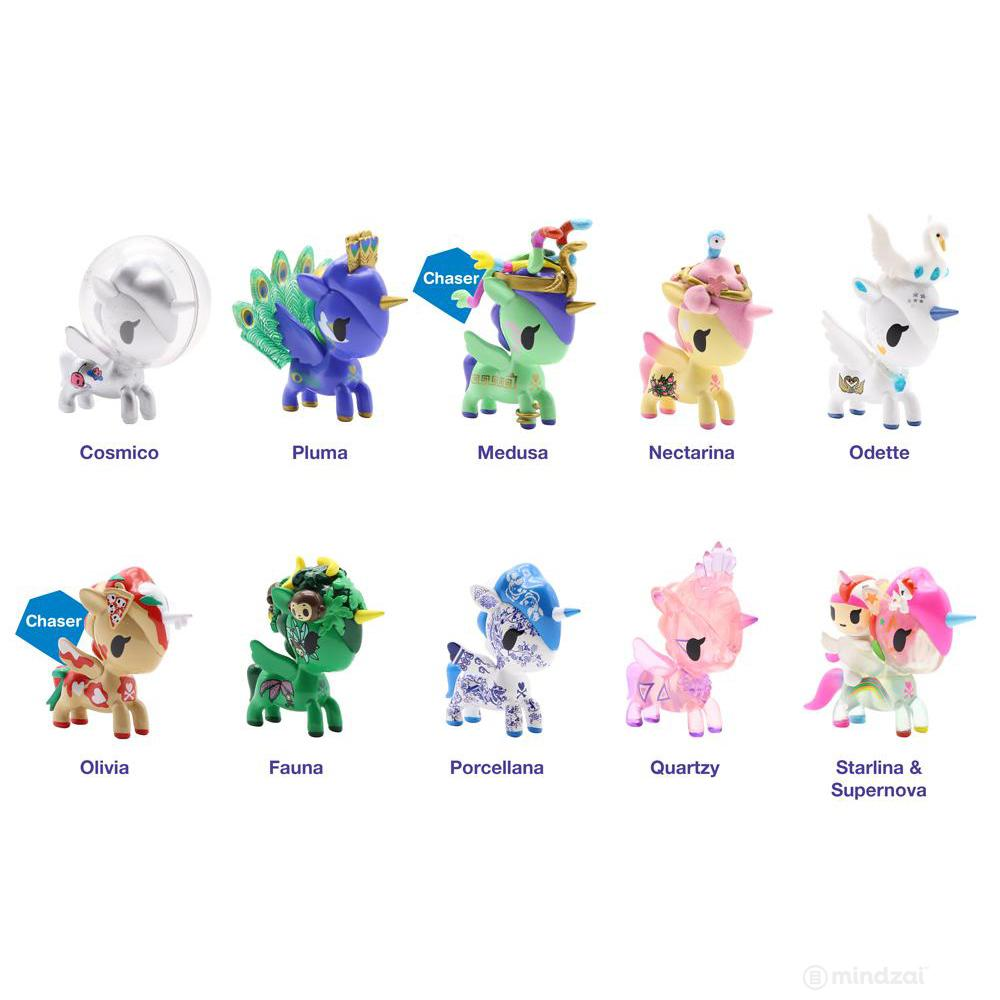 Unicorno Series 8 Blind Box Series by Tokidoki