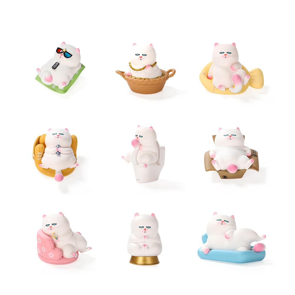 Vivicat Lazily Sitting Set Blind Box Series by Vivicat x POP MART
