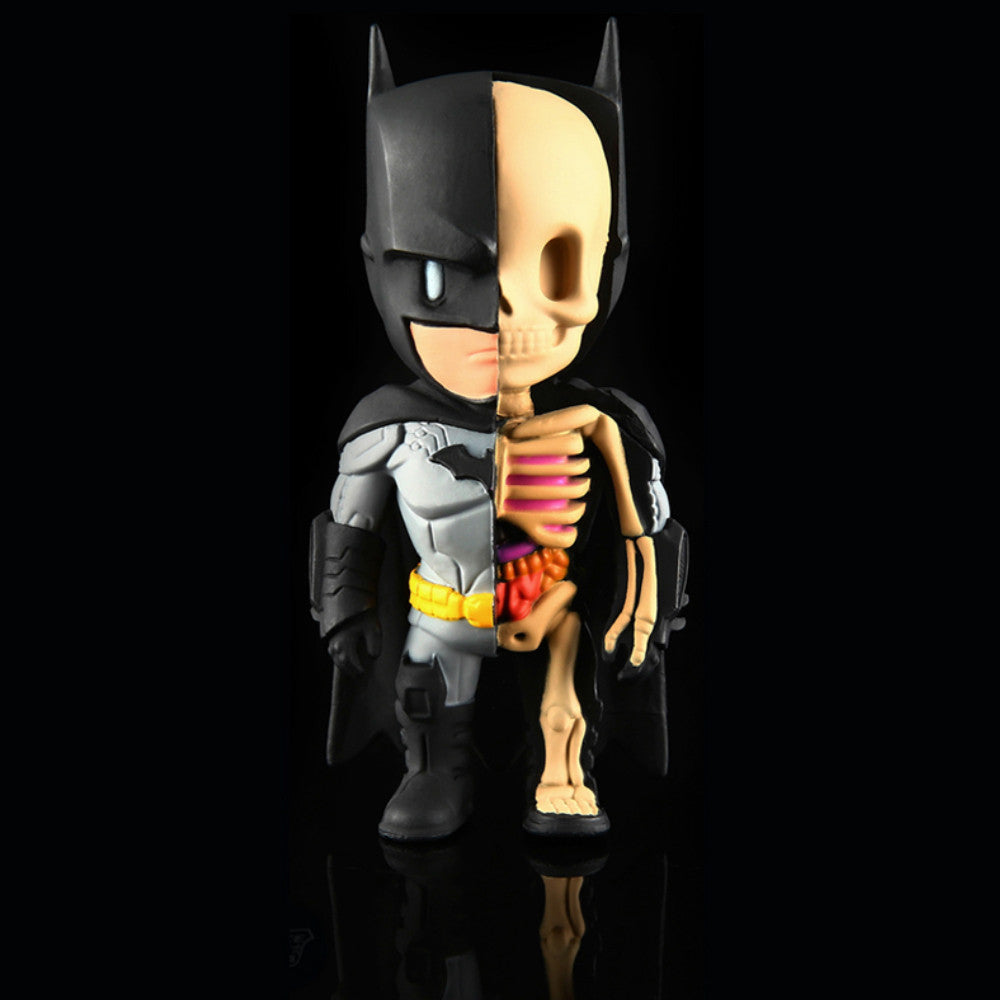 XXRay Batman by Jason Freeny x Mighty Jaxx - Mindzai  - 1