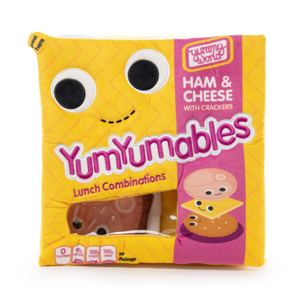 Yummy World Zoey and The YumYumables XL Plush by Kidrobot - Special Order