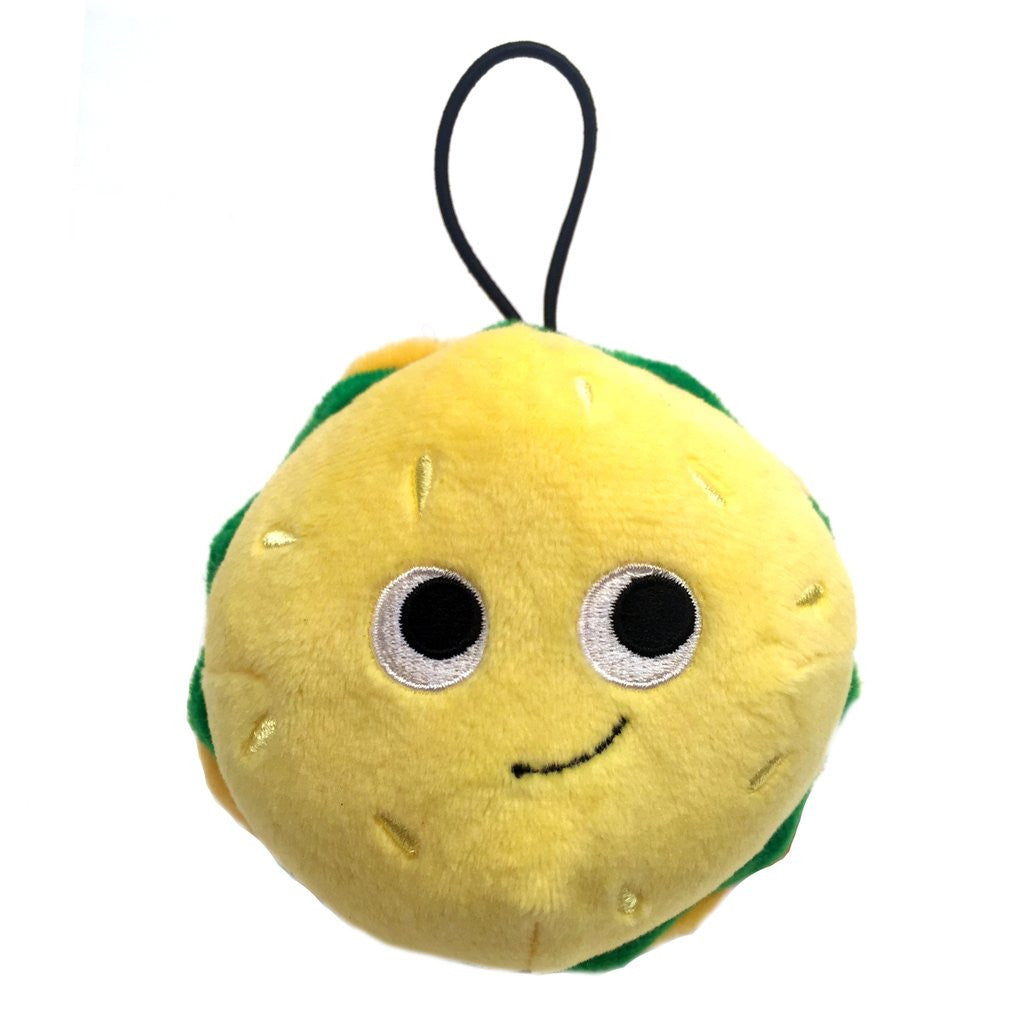 Yummy World Bunford Burger Mini 4-inch Plush