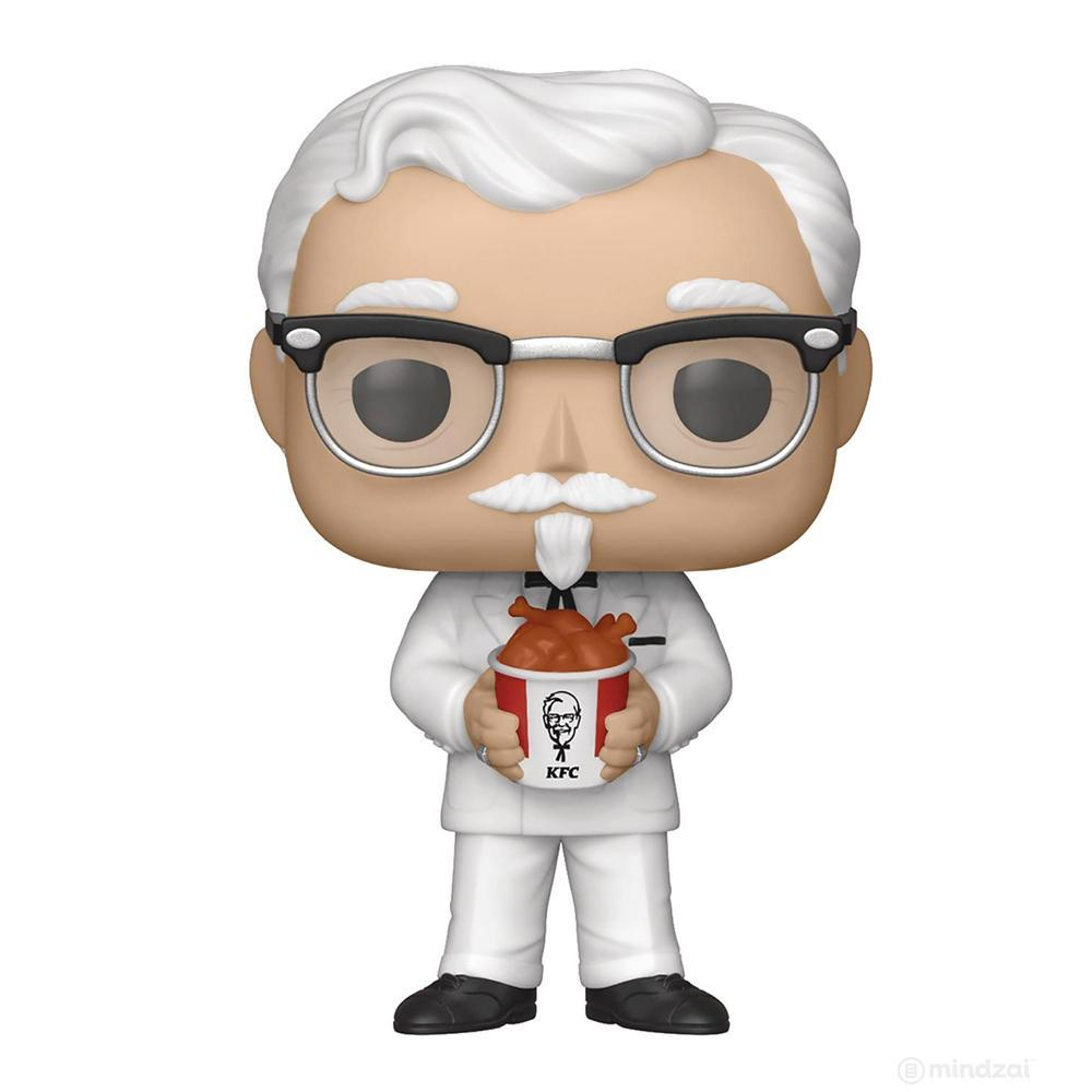 Ad Icons: KFC Colonel Sanders POP! Vinyl Figure by Funko