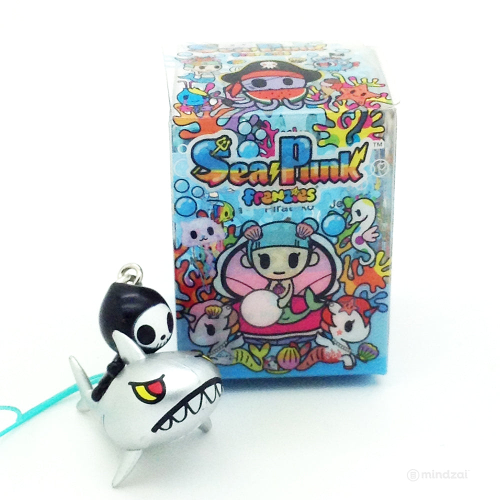 Sea Punk Frenzies Blind Box by Tokidoki - Adios with Sharky