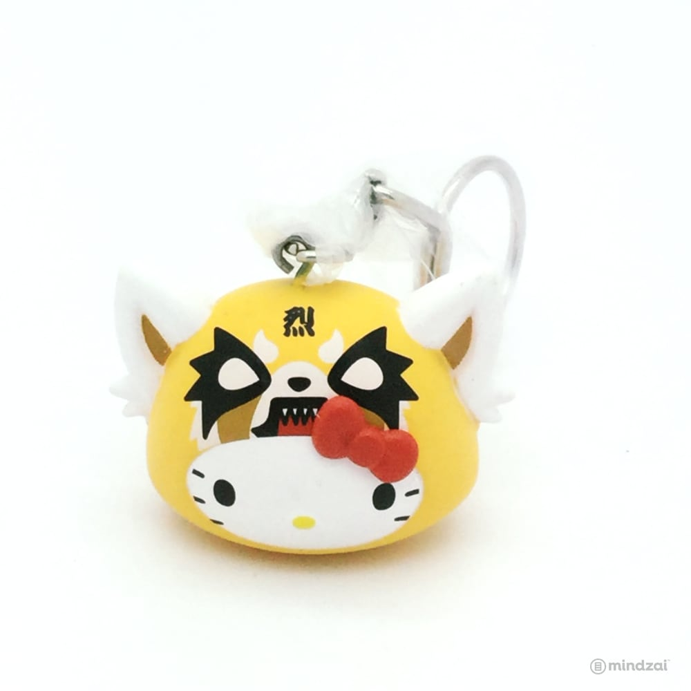 Hello Kitty Time To Shine Blind Box Keychains by Sanrio x Kidrobot - Aggretsuko