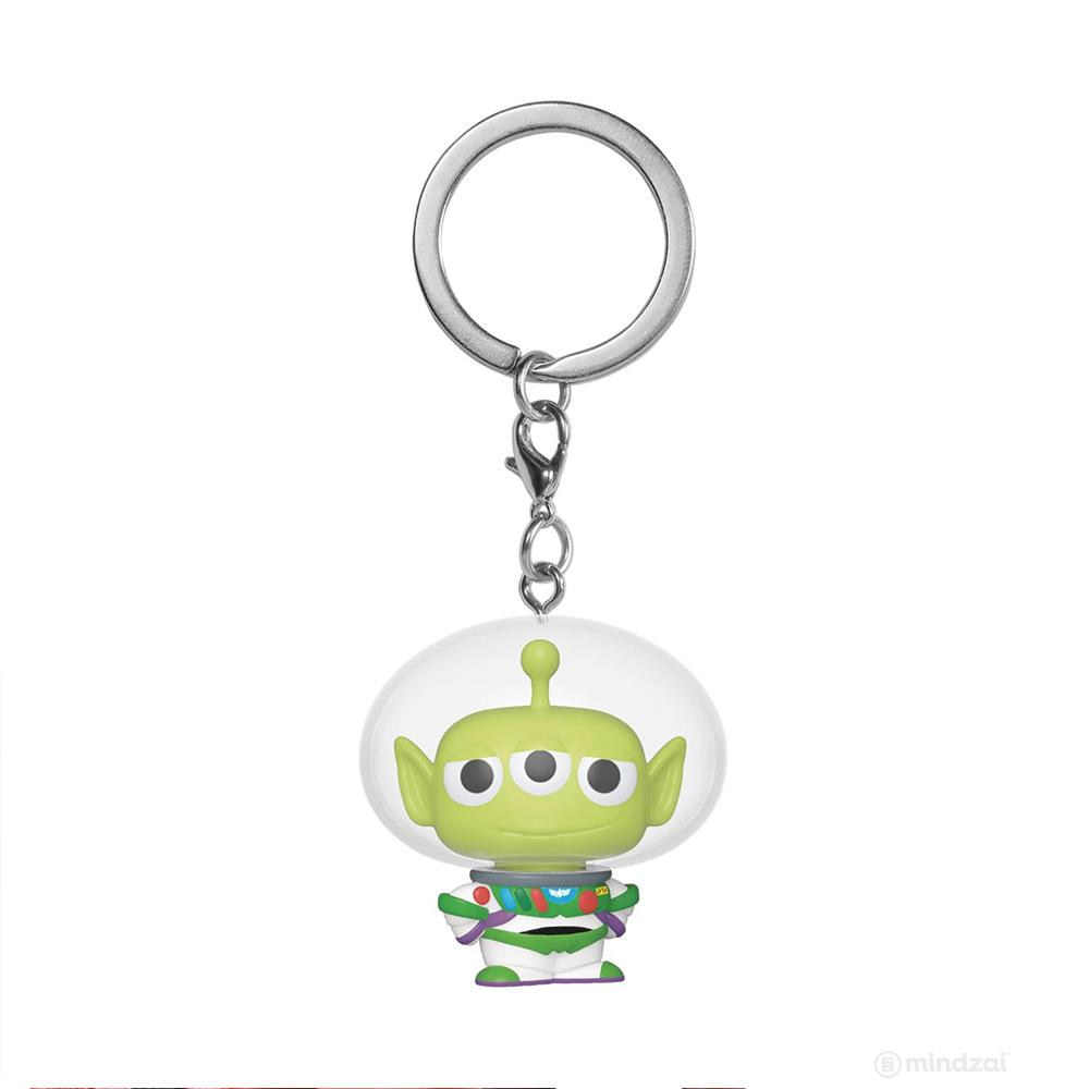 *Pre-order* Alien Remix: Buzz Lightyear POP Toy Keychain by Funko