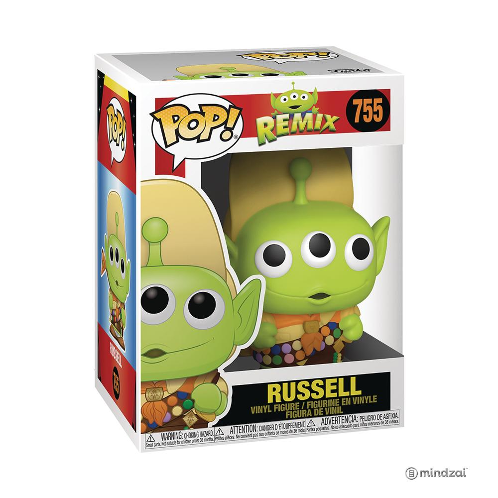 Alien Remix: Russell POP Toy Figure by Funko