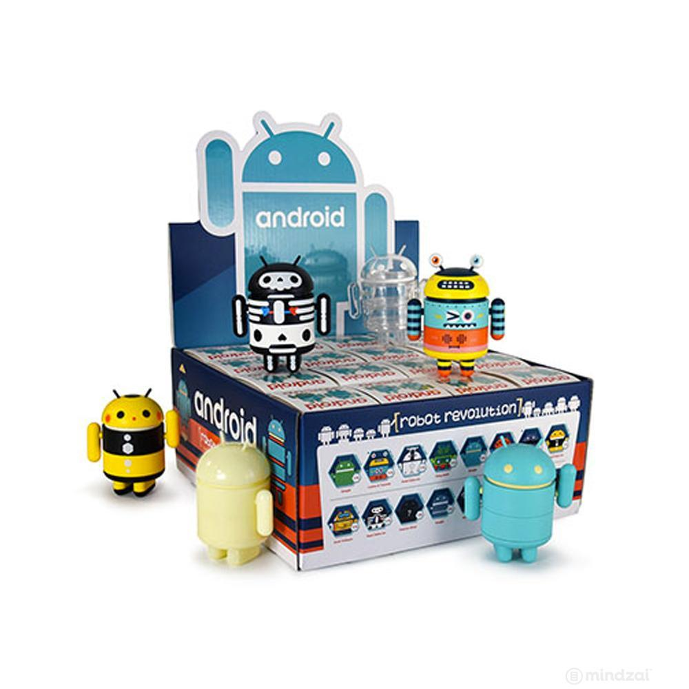Android Mini Collectibles - Robot Revolution Series - Single Blind Box