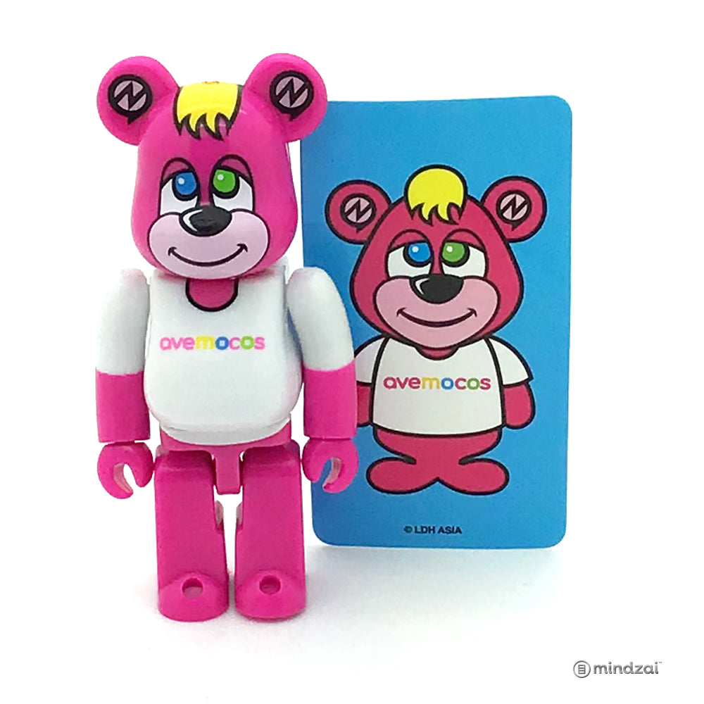 Bearbrick Series 38 - Avemoco (Animal)