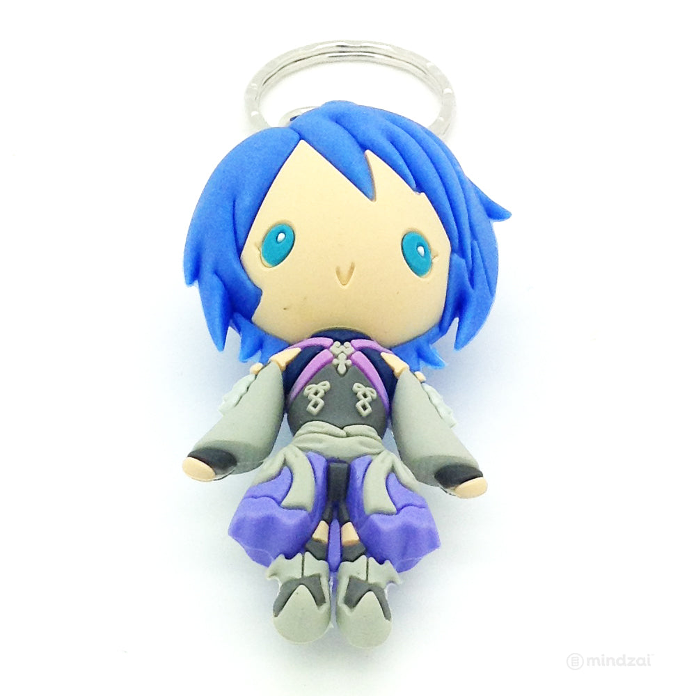 Kingdom Hearts Series 3 Figural Keyring Blind Bag - Aqua
