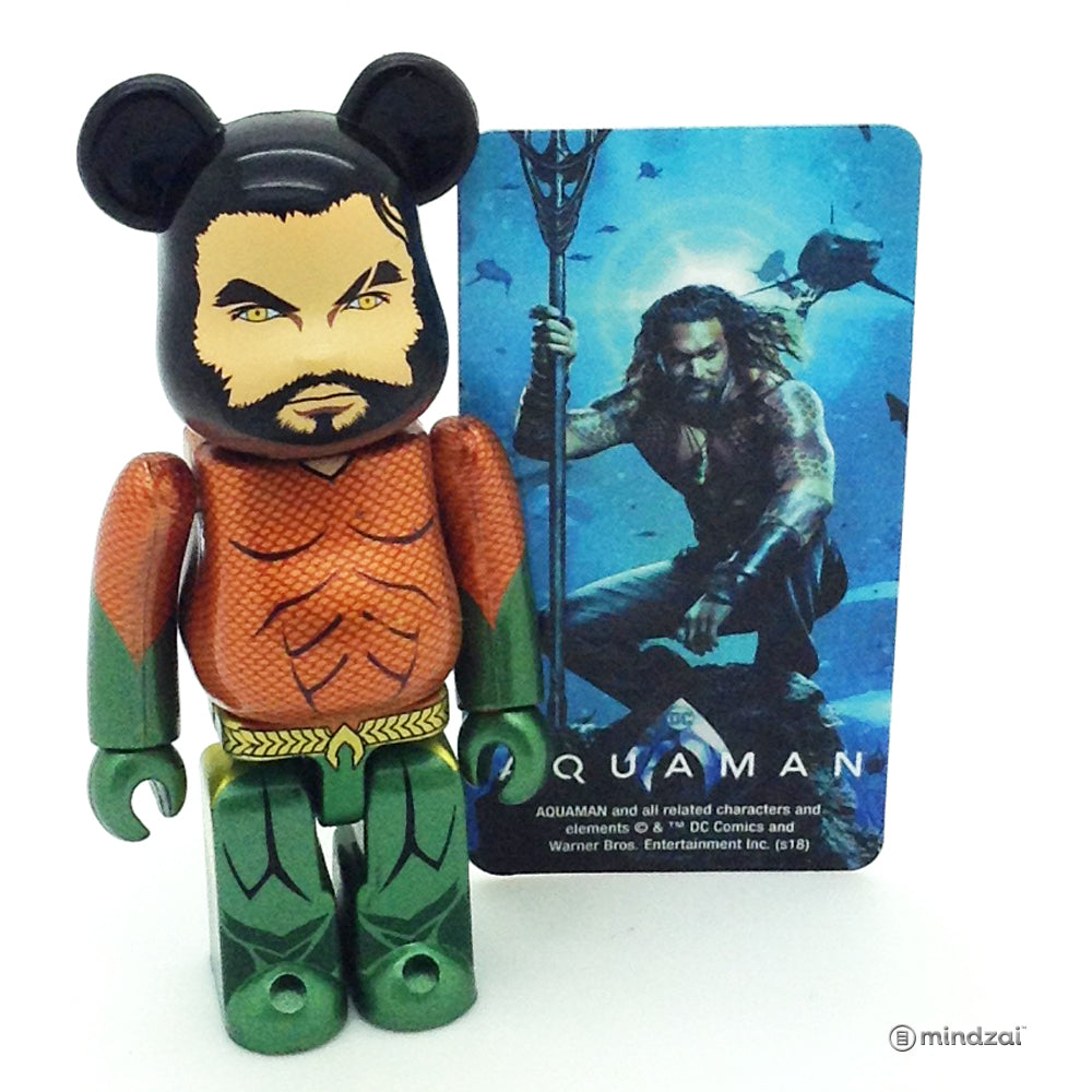Bearbrick Series 37 - Aquaman (Hero)
