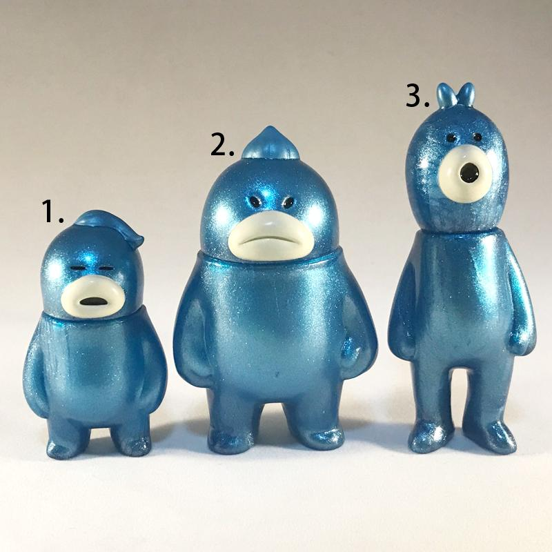 Are, Sore, Kore Soft Vinyl Guardians Cosmo Berry Sofubi Toy by Hariken