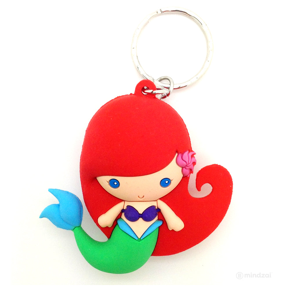 Disney Series 1 Keyring - Little Mermaid: Ariel