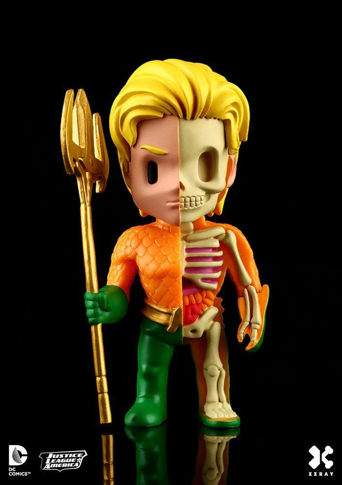 XXRay Aquaman by Jason Freeny x Mighty Jaxx - Mindzai  - 1