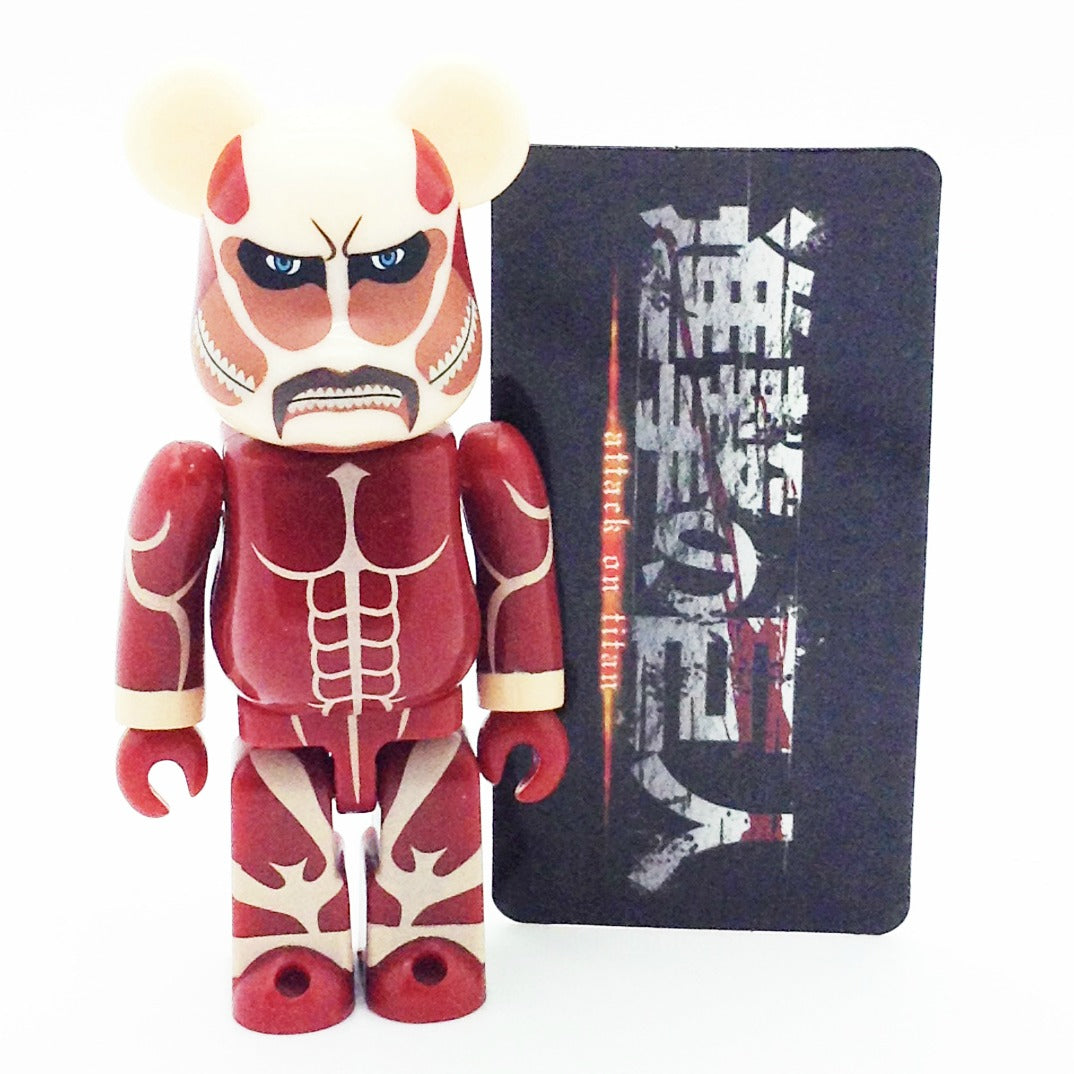 Bearbrick Series 27 - Attack on Titan