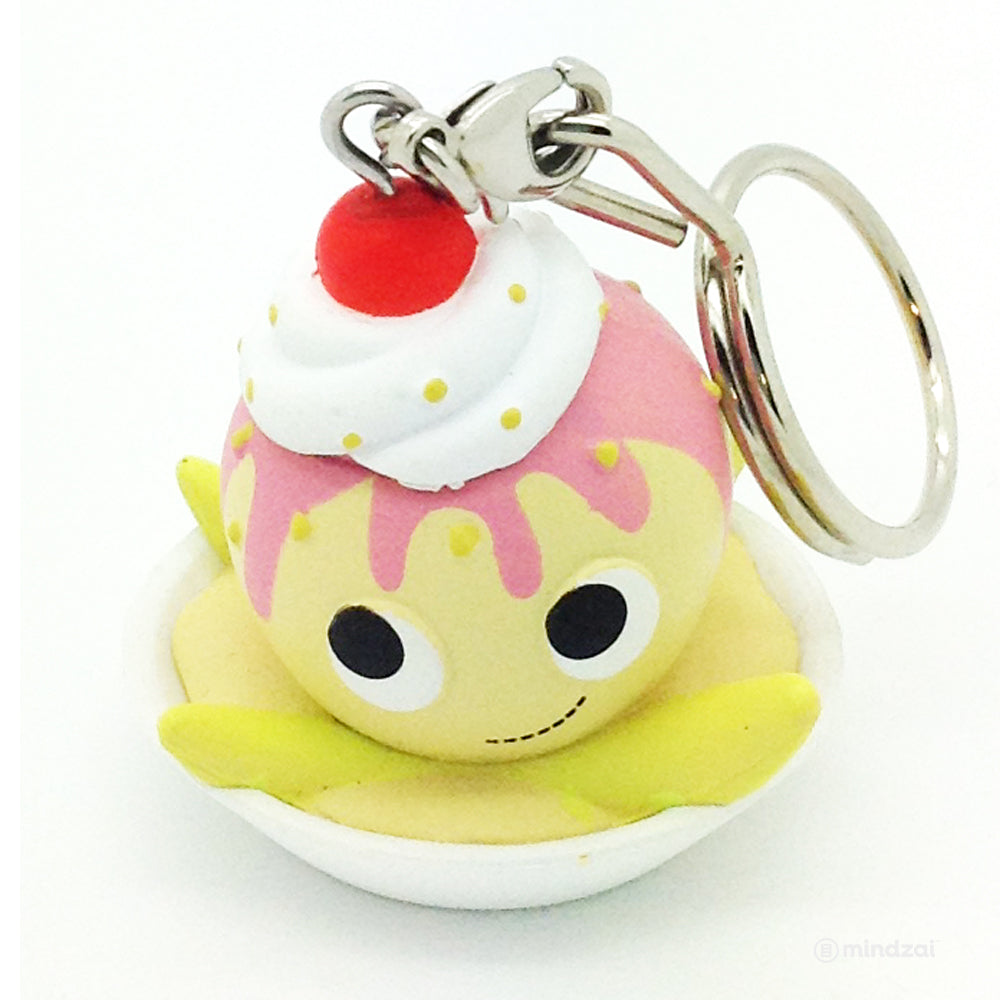 Yummy World Sweet and Savory Blind Bag Keychain Series - Banana Split