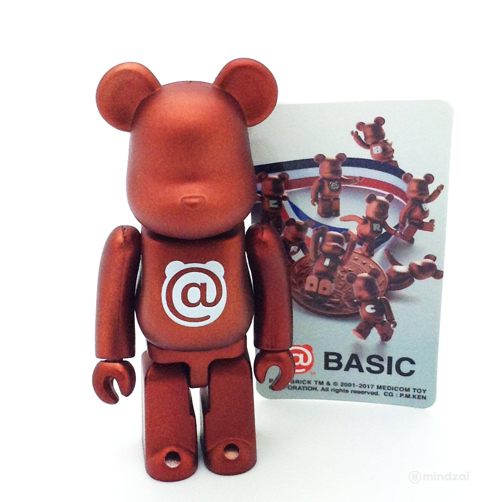 Bearbrick Series 35 - Basic Letter @