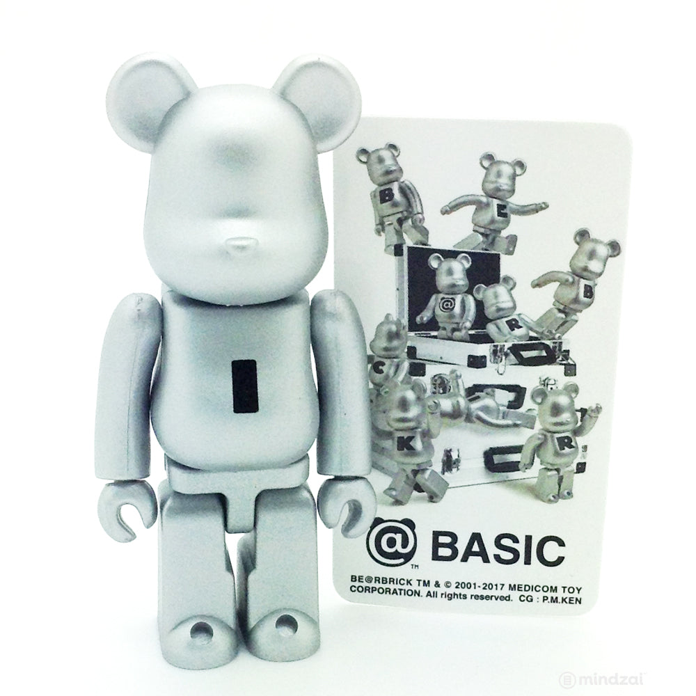 Bearbrick Series 34 -  Basic Letter I