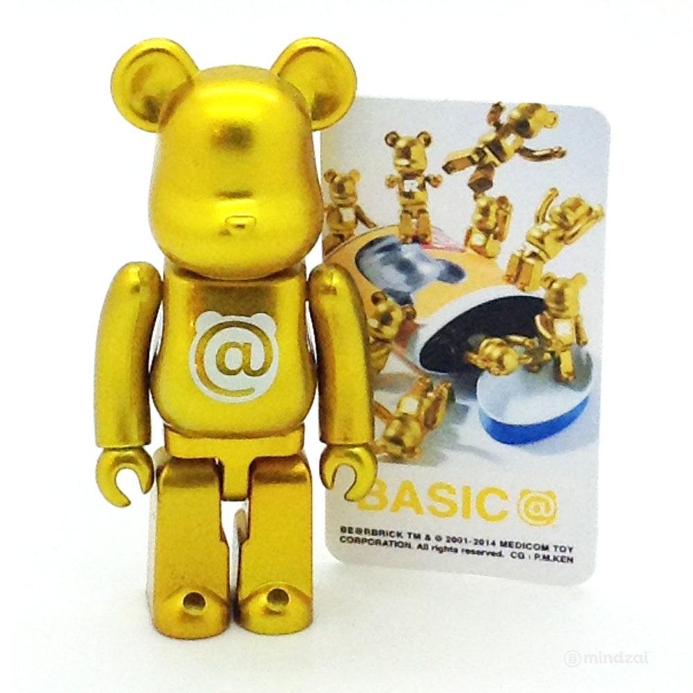 Bearbrick Series 28 - Basic Letter @