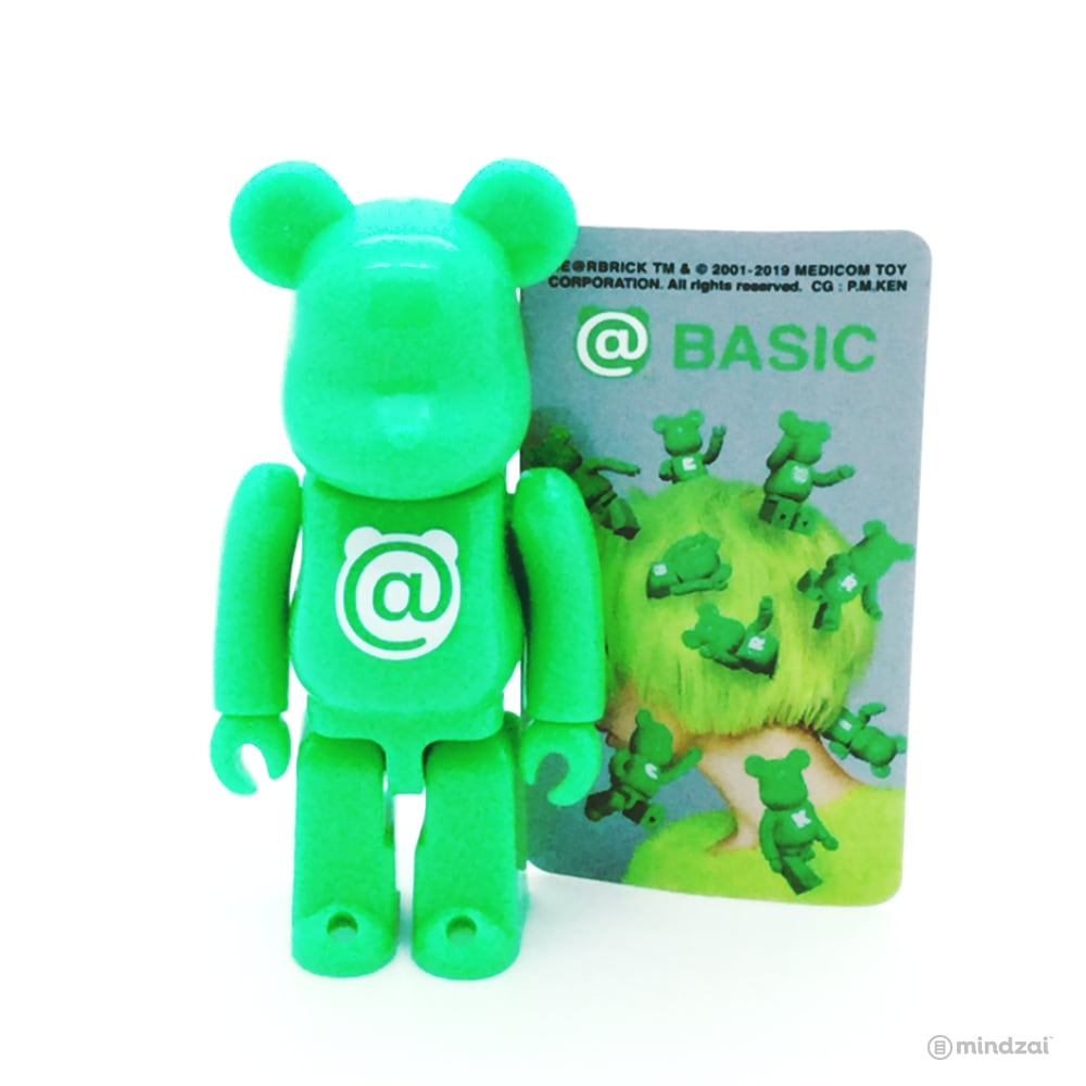 Bearbrick Series 38 - Basic Letter @