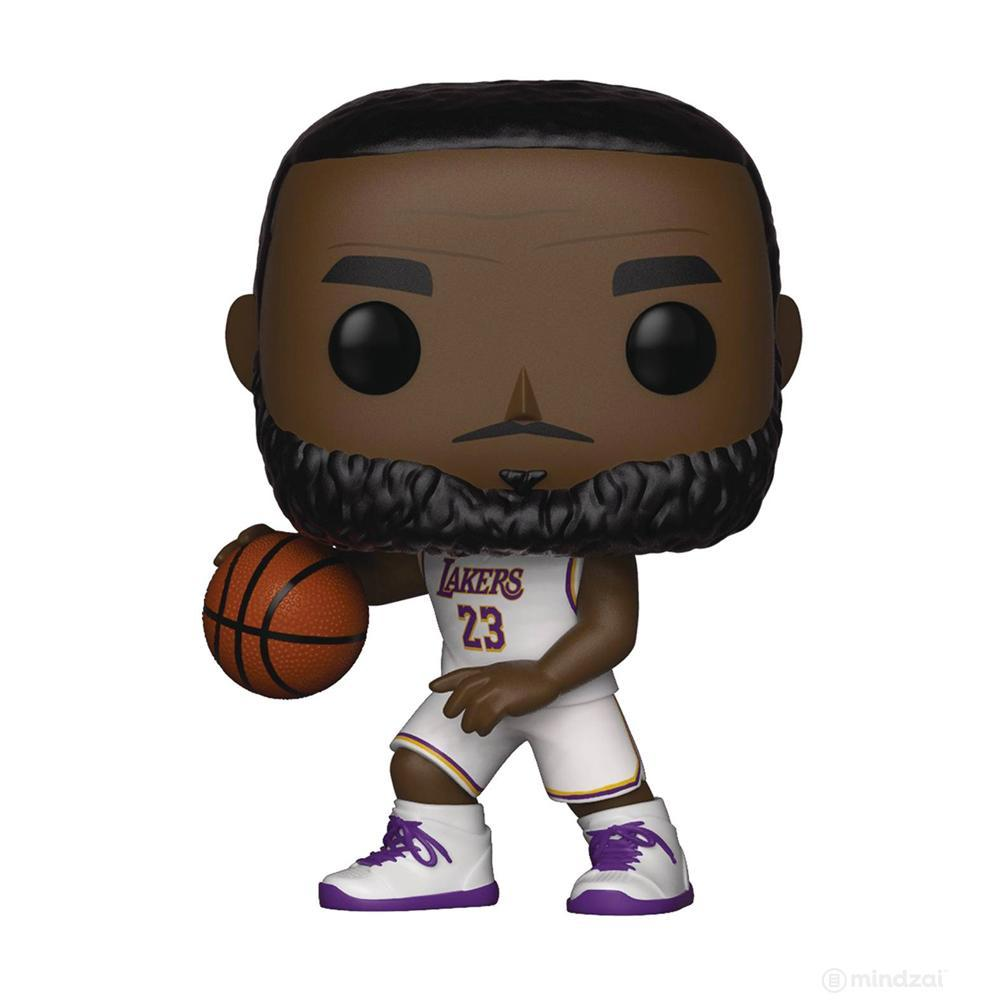 NBA: LeBron James POP! Vinyl Figure by Funko