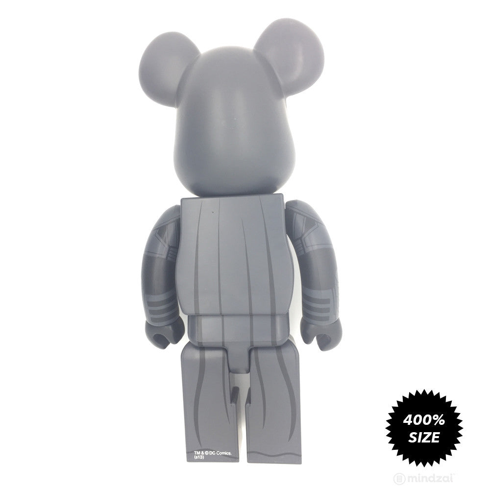 The Dark Knight Batman 400% Bearbrick by Medicom Toy
