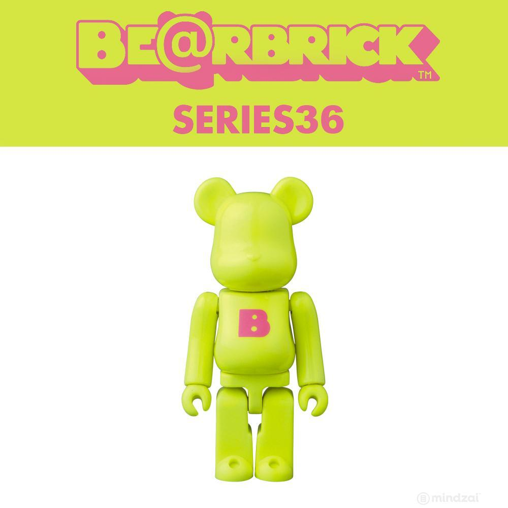 Bearbrick Series 36 - Single Blind Box by Medicom Toy