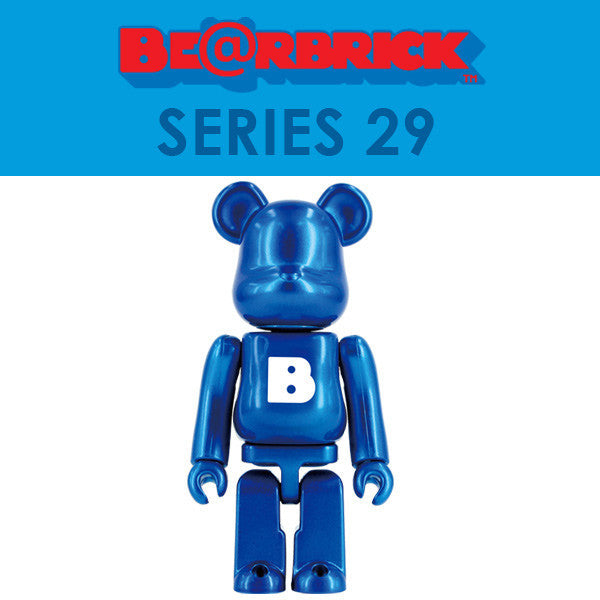 Bearbrick Series 29 - Single Blind Box - Mindzai  - 1