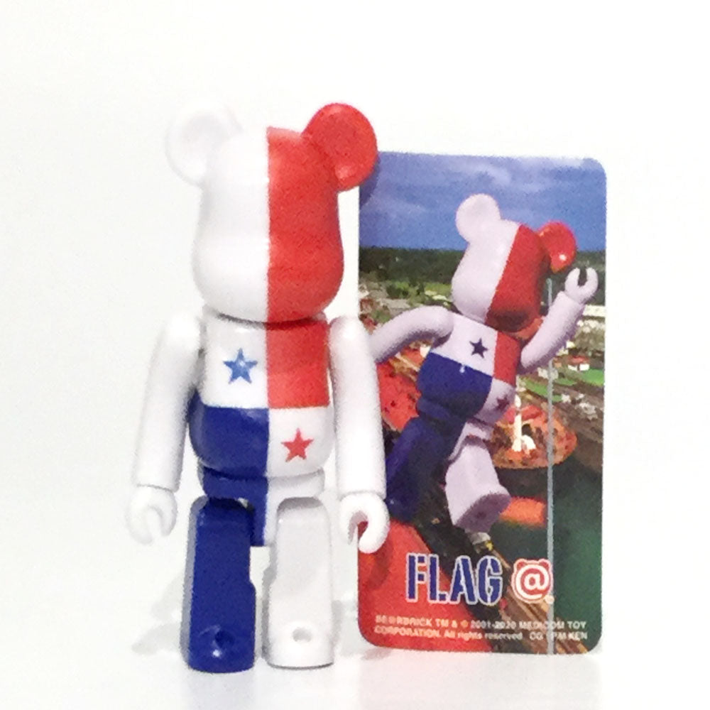 Bearbrick Series 40 - Panama (Flag) 100% Size