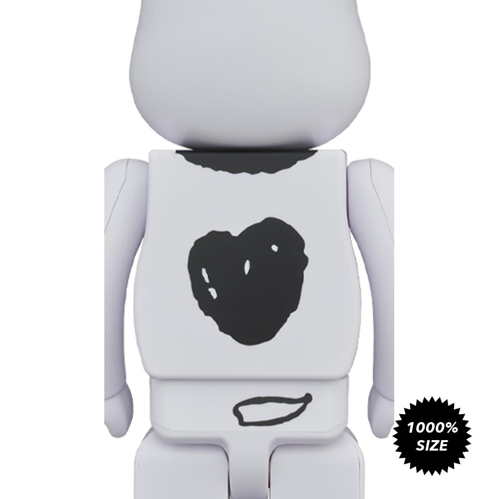 *Pre-order* Belle from Peanuts 1000% Bearbrick by Medicom Toy
