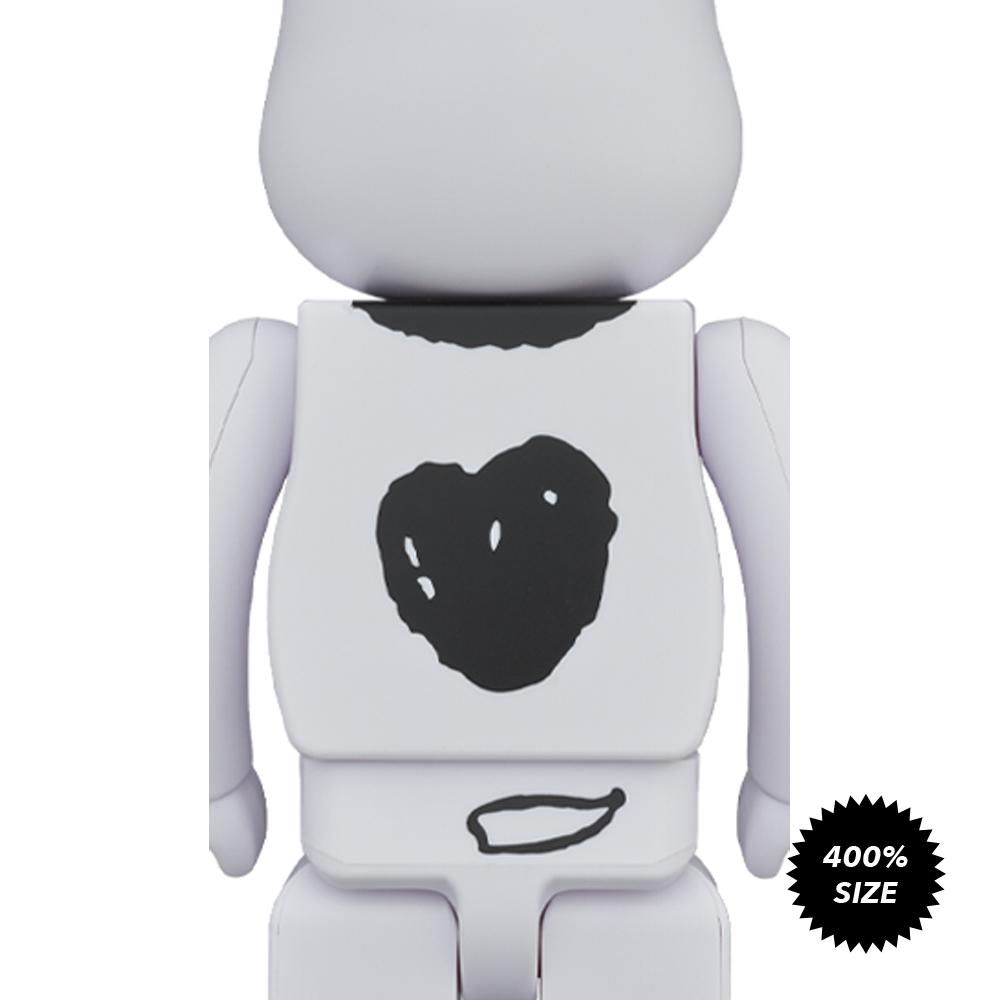 *Pre-order* Belle from Peanuts 400% Bearbrick by Medicom Toy